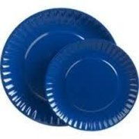 Round Tetra Paper Plates