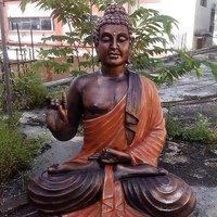 Grc Frp Buddha Statues