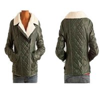 Attractive Color Ladies Leather Jacket