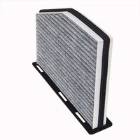 Outlet 1K0819644 Activated Carbon Car Cabin Air Filter
