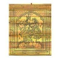 Palm Leaf Engraving Indian Paintings