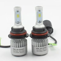 S2 Hi-lo Beam LED Headlight Bulb 8000lm 12V 6500k