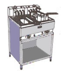 Simple Operation Electric Deep Fat Fryer