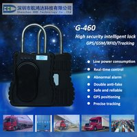 GPS Padlock For Container