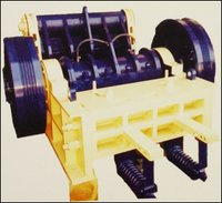 Double Toggle Grease Lubricated Crusher