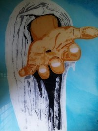 Glass Paintings Services