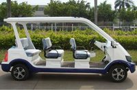 Electric Sightseeing Car With 6 Seats