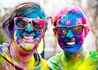 Holi Colour Powder
