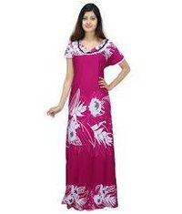 Ladies Nighty We Are Very Reckoned Manufacturer And Supplier A Sufficient Assortment Of Ladies Nighty In Hanumangarh Rajasthan India