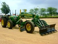 Rust-Resistance Tractor Fitted Grader