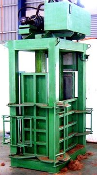 Coconut Fiber Baling Press