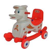 Plastic Baby Rider