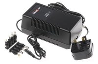 Ansmann 3 → 10 Cell Battery Pack Charger For Nicd, Nimh Batteries