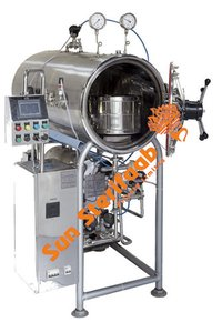 Horizontal Cylindrical Autoclaves