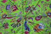 Mukut Print Cotton Fabrics