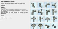 Soil Pipes And Fittings