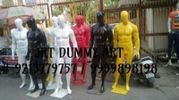 Oval Face Male Mannequins