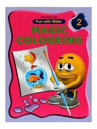 Fun With Water Magic Colouring Book