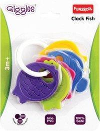 Funskool Clack Fish