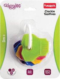 Funskool Clackie Toothies