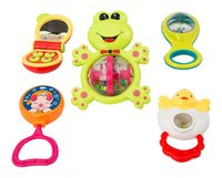 Learning Fun Rattle Frog