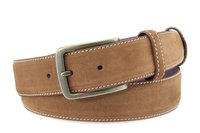 Men's Brown Leather Belts