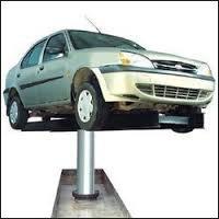 Hydraulic Car Wash Lift