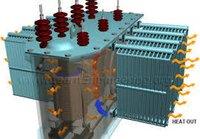Transformer Radiator Tank