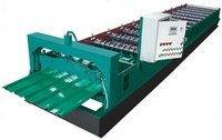Corrugated Roof Panel Roll Forming Machinery