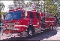 Fire Trucks Fully Euipped Mobile Van