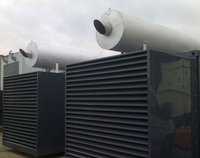 Genset Exhaust Silencer