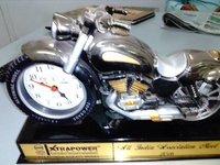Bike Model Table Top Clock