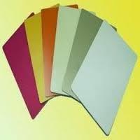 Pvc Colored Laminated Sheet