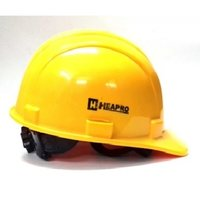 Heapro Safety Helmet - Yellow