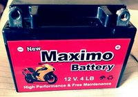4lb Automobile Battery