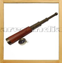 Antique Vintage Style Brass 14