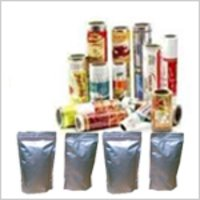 Aluminium Foil Rolls And Pouches