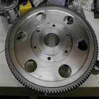 Sturdy Construction Flywheel Gear