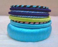 Set Of Thread Bangles