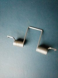Reliable Double Torsion Spring