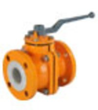 Kns Lined Ball Valve in Hyderabad