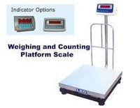 Weighing And Counting Platform Scale (Leo)