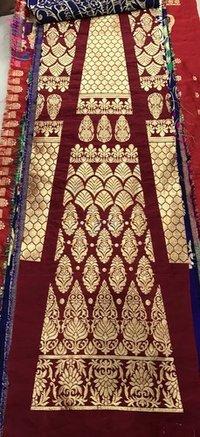 238463bc6a Kali Jacquard Fabrics For Ladies Garment in Surat
