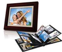 Photo Album And Frame