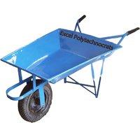 Pan Type Single Wheel Barrow
