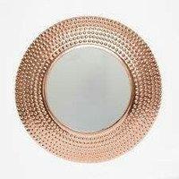 Copper Glass Mirror