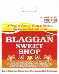 Non Woven Sweets & Bakery Bags