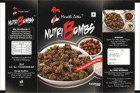 Nutribombs (Bajra Based Ready To Eat Handmade Snack)