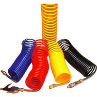 Retractabled Nylon Coiled Hoses