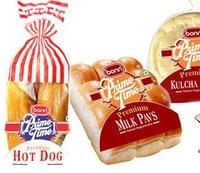 Kulcha Milk Pavs Hot Dog Bread